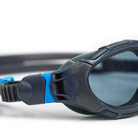 Zoggs Predator Flex Lunettes de protection L, grey/grey/smoke